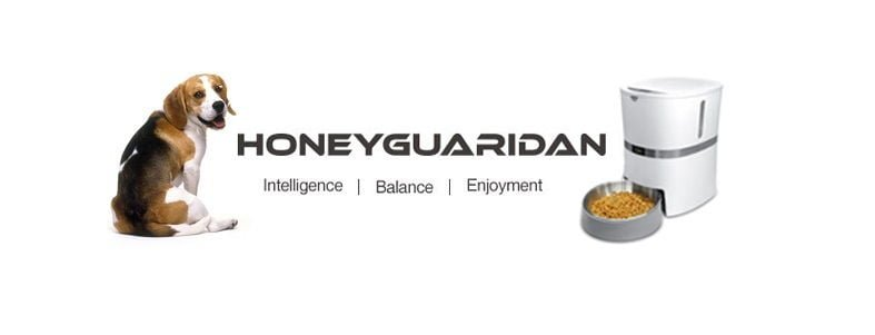 HoneyGuaridan A36 Automatic Pet Feeder