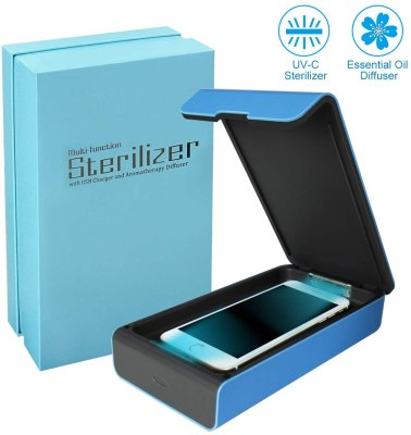Kmesoyi UV Cell Phone Sanitizer