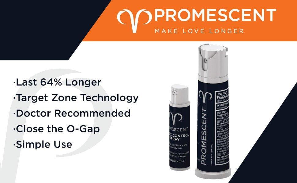 Promescent Desensitizing Delay Spray
