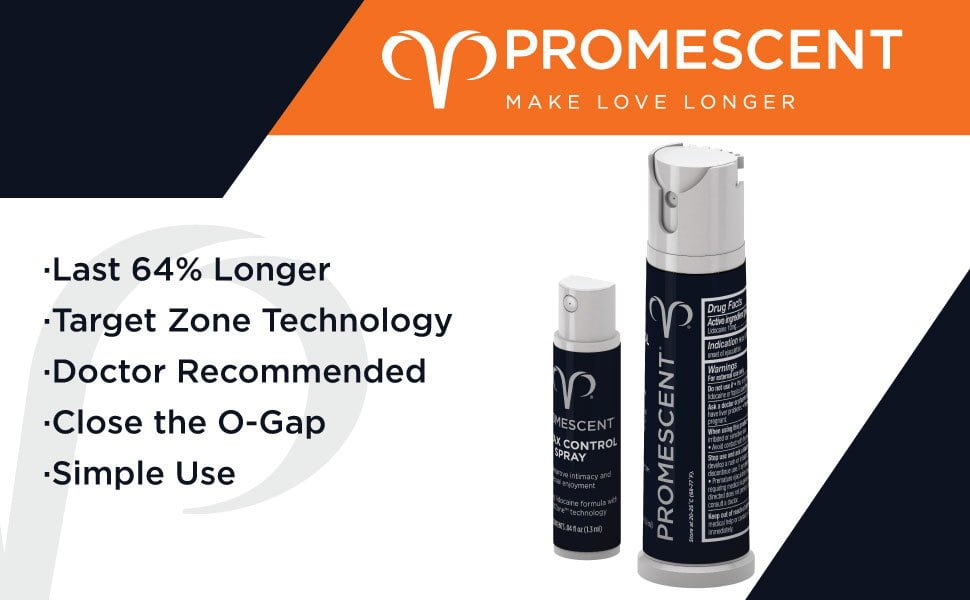 Promescent Desensitizing Delay Spray