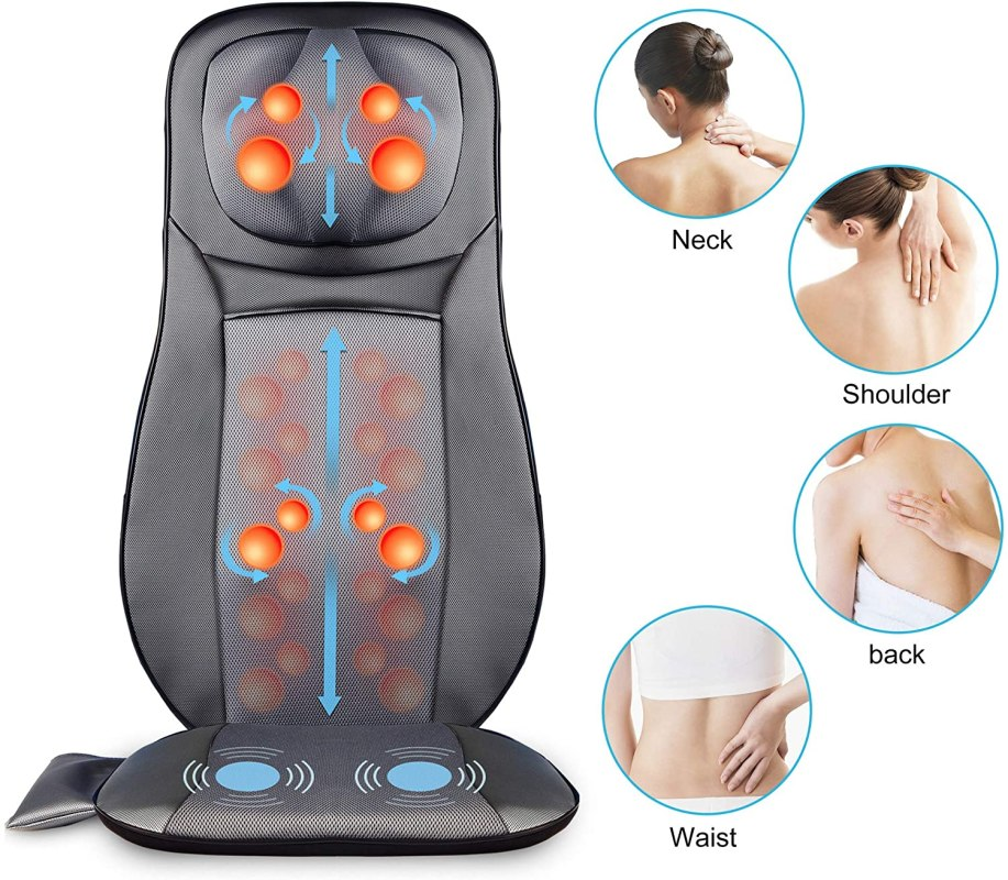 Snailax Shiatsu Neck & Back Massager