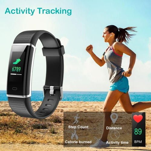 Willful Fitness Tracker IP68 Swimming Waterproof 4