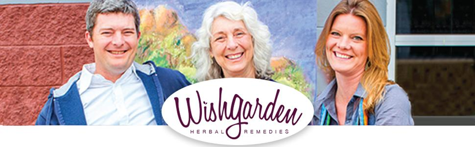 WishGarden Herbs Organic Herbal Supplements