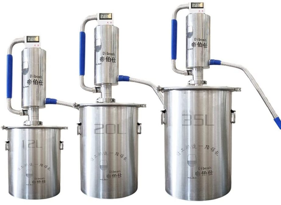 YUEWO Moonshine DIY Water & Essential Oil Distiller