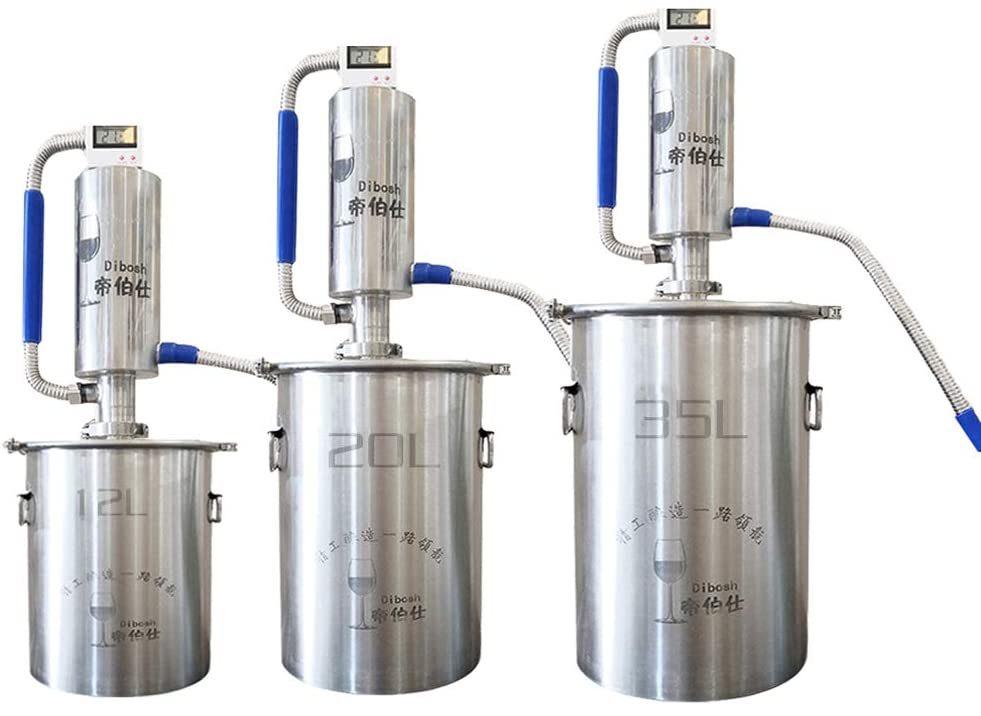 YUEWO Moonshine DIY Water & Essential Oil Distiller