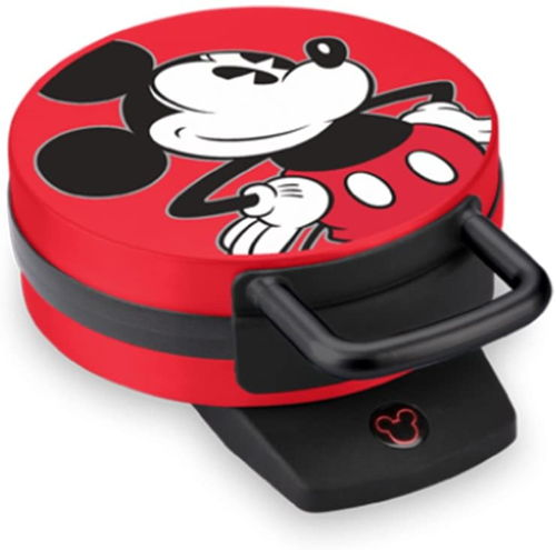 Disney DCM 12 Mickey Mouse Waffle Maker