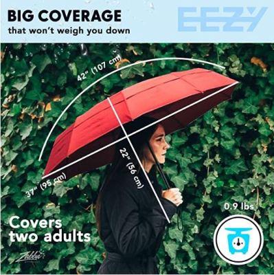 EEZ Y Windproof Travel Umbrella