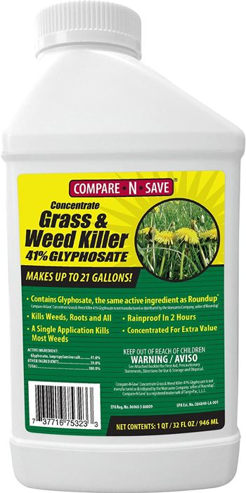 Kills Weeds CompareNSave 2