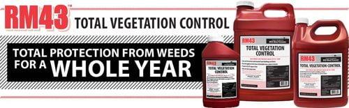 RM43 Kills Weeds