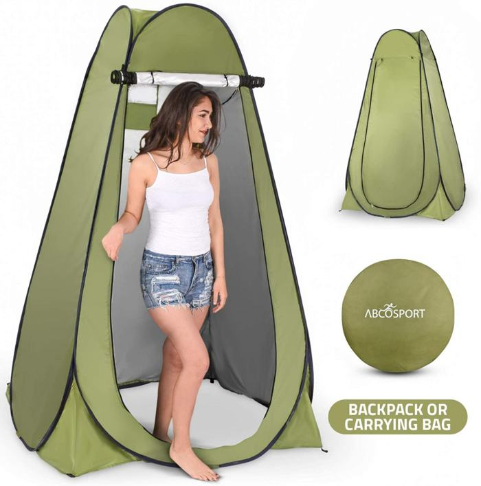 Abco tent for spray tan machine