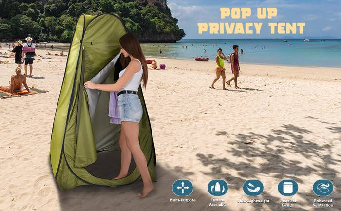 Abco tent for spray tan machines