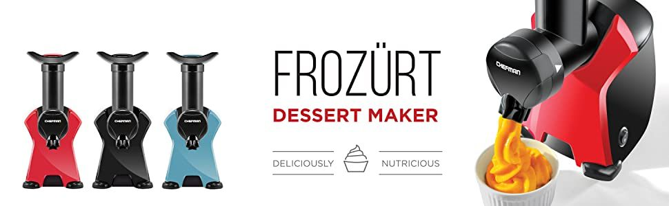 Frozurt Soft Serve Ice Cream Machine Reviews