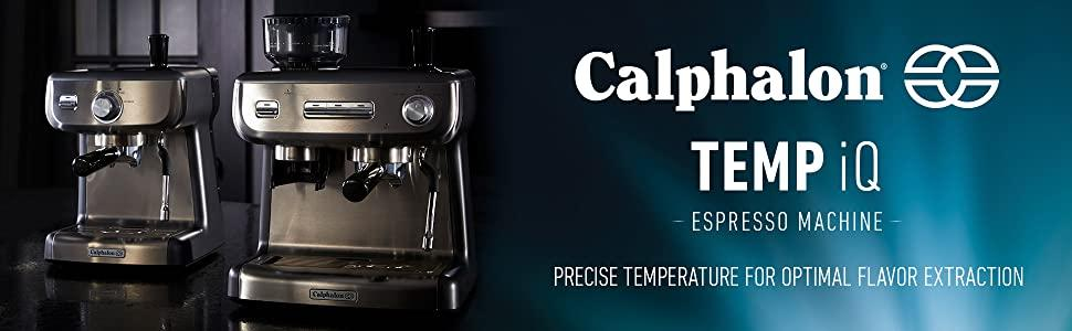 calphalon home espresso machine