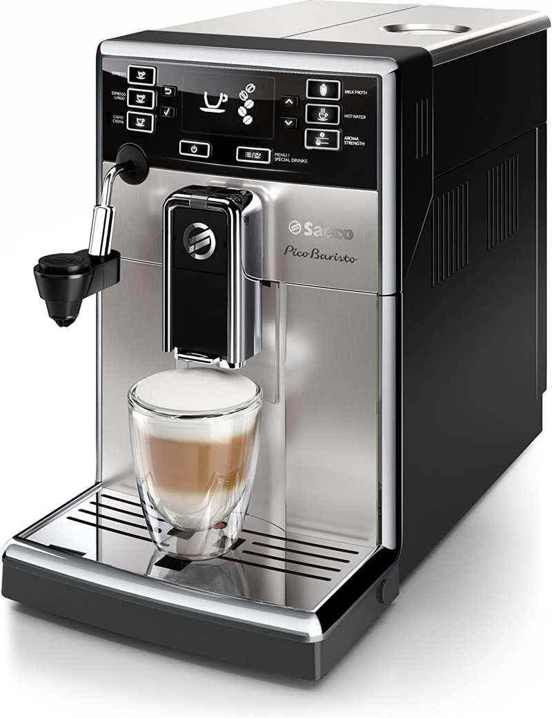 saeco pico baristo home espresso machine