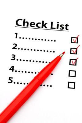 Kitchen Cleaning Checklist 1