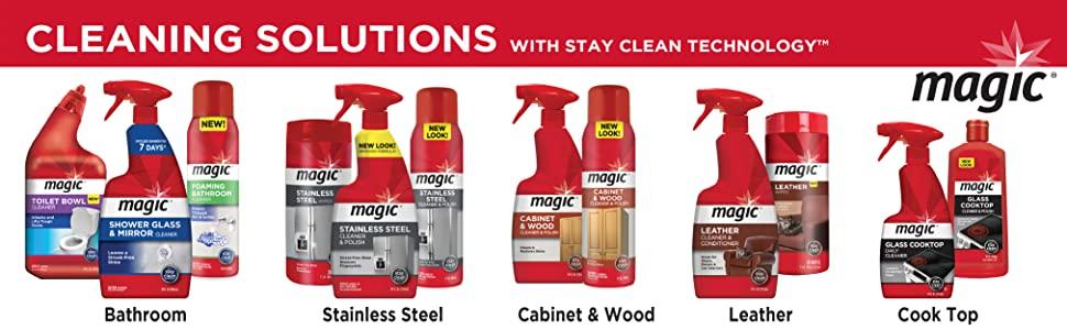 Magic Wood Cleaner and Polish 1