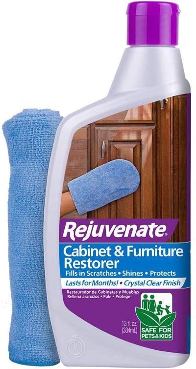 Rejuvenate Cabinet Furniture Restorer
