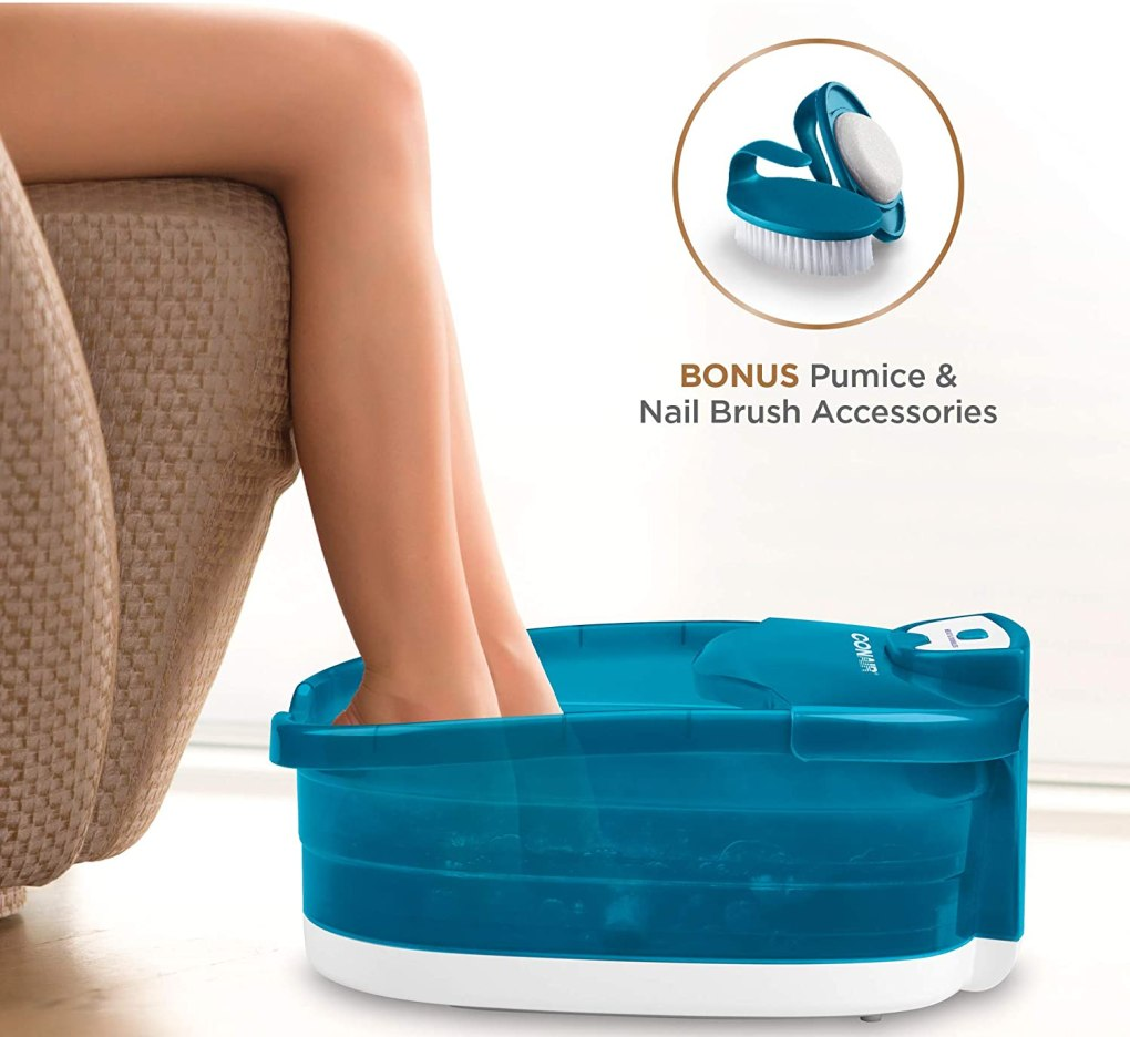 Conair Heat Sense Foot Pedicure Spa