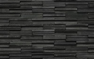 download wallpapers gray stone tile