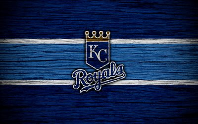 Download Wallpapers Kansas City Royals 4k Mlb Baseball
