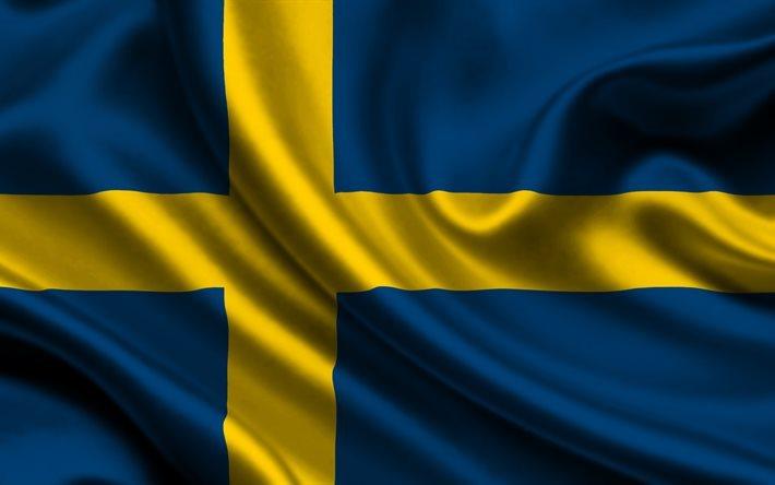 خلفيات علم السويد