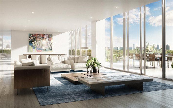 salon style moderne
