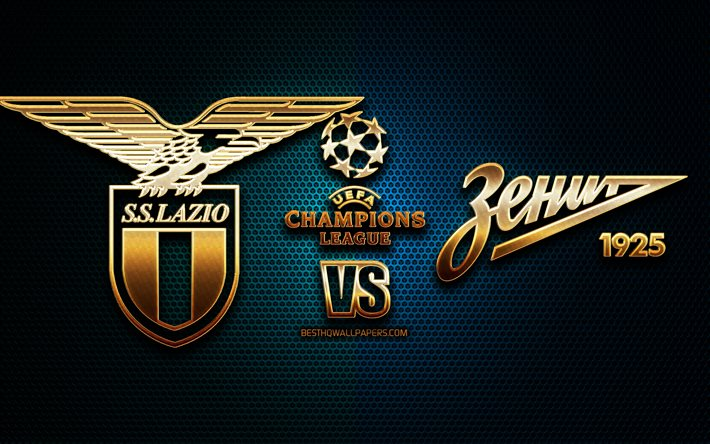 Download wallpapers Lazio vs Zenit, season 2020-2021 ...