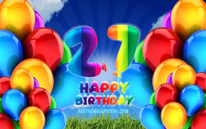 Geburtstagslied Zum 27 Geburtstag Happy Birthday To You