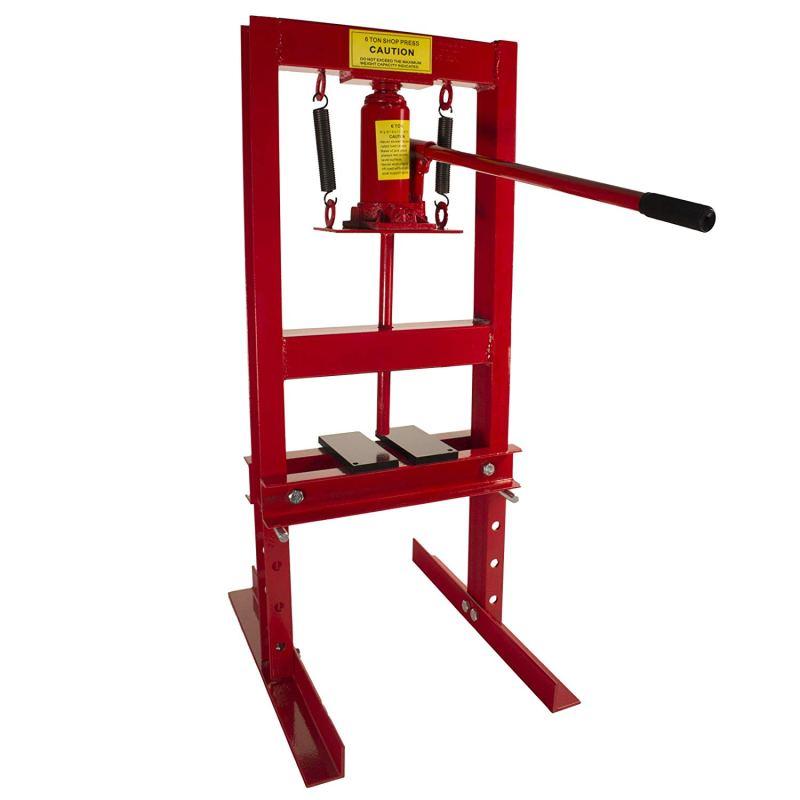 Dragway Hydraulic Bench Top Press
