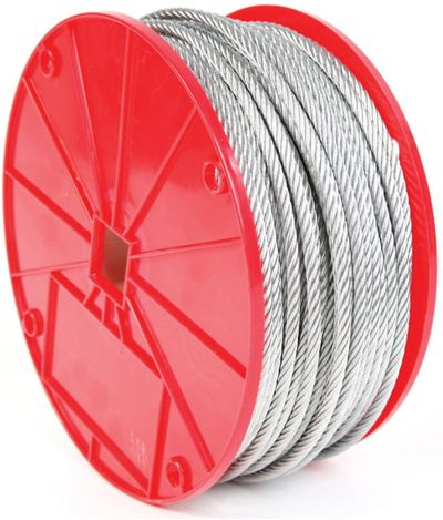 Koch Industries 002072 7 x 7 Galvanized Cable
