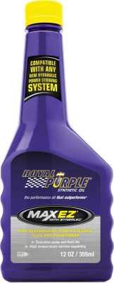 royal purple max ez power steering fluid