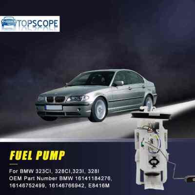 Topscope pump