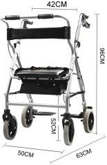 HTLLT walking aid rolling walker rollator Reviews
