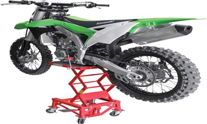 Hydraulic Motorcycle Lift Table 1