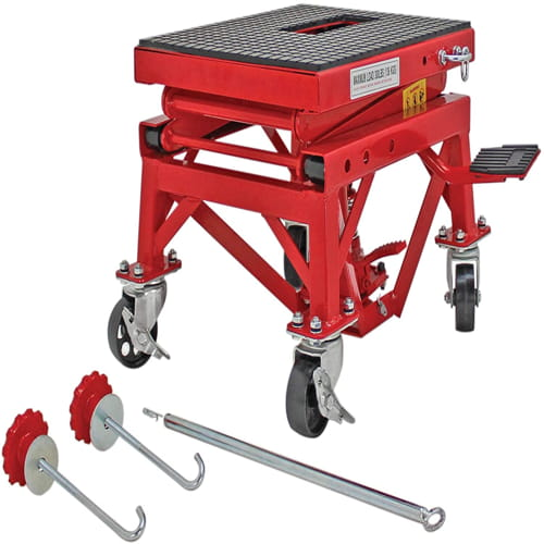 Hydraulic Motorcycle Lift Table Extreme Max 5001.5083