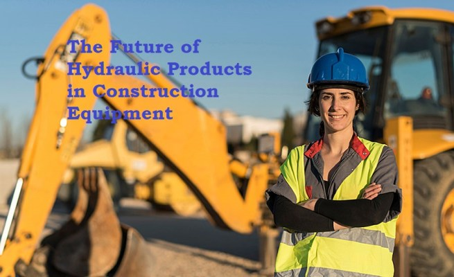 Hydraulic Products in Construction Equipment