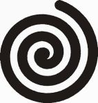 Archimedes spiral induction