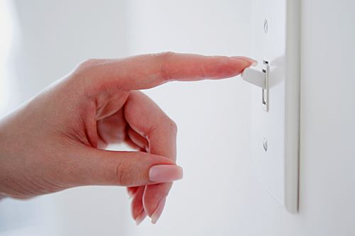 Self Hypnosis Light Switch