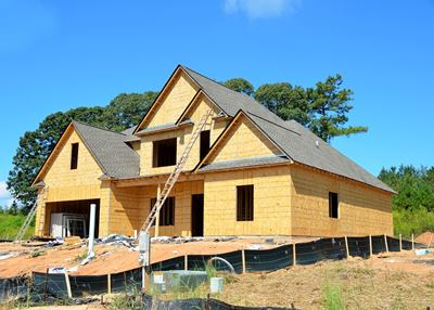 building your new house