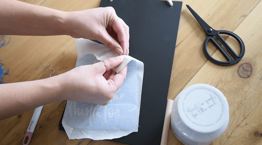 How To Use Transfer Tape