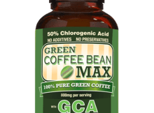 green coffee bean extract for weightloss