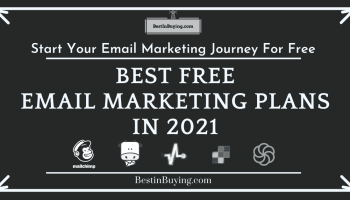 Best Free Email Marketing tools for bloggers