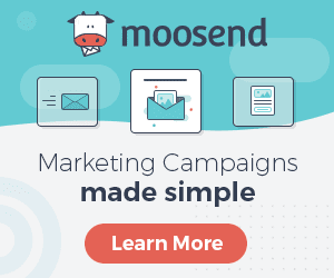 Moosend email marketing toolfeatures