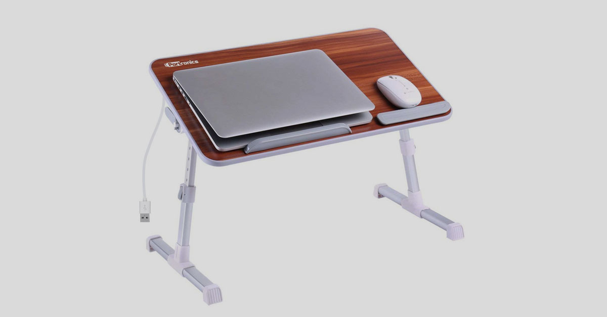 Best 3 Top Rated Laptop-Desk India 2021