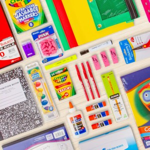 a Most Popular School Supply List Items Quick Order