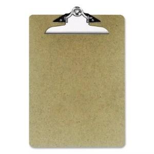 Clipboard wood letter size