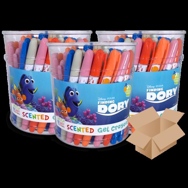 Gel Crayons, Finding Dory Disney Pixar