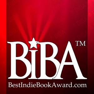 BIBA Logo Best Indie Book Award