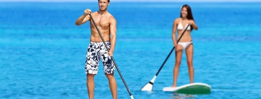 Stand up on a Paddle Board