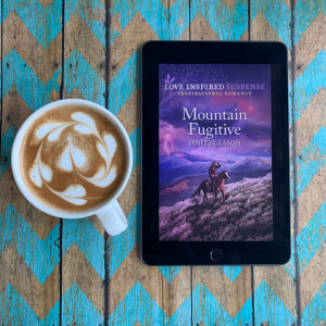 Mountain Fugitive cover and coffee with latte art